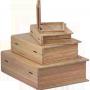houten kistjes boekmodel